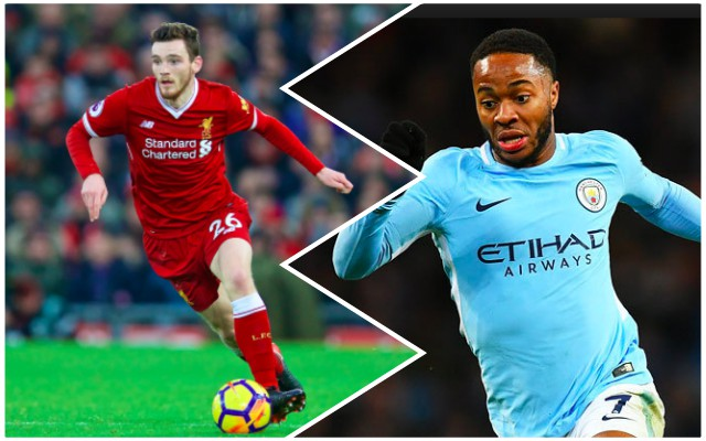 Robbo: I got better of Sterling and I'll do it again