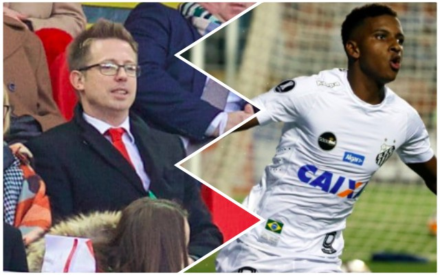 Liverpool have 'verified' interest in €50m 17-year-old Brazilian dubbed 'New Neymar'