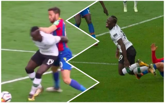 Sadio Mane vehemently defends 'dive' and 'handball'