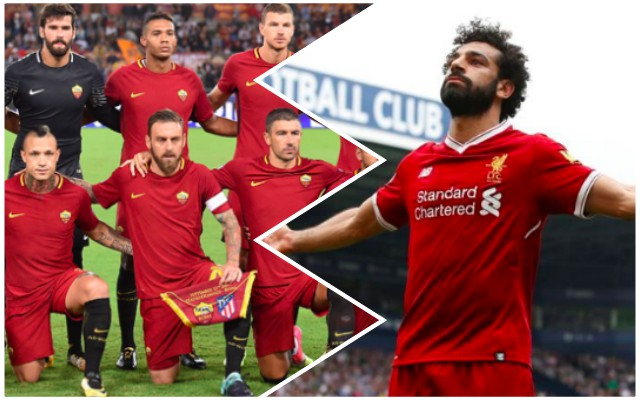 Music to LFC ears: Roma boss refuses to change tactics for Mo Salah