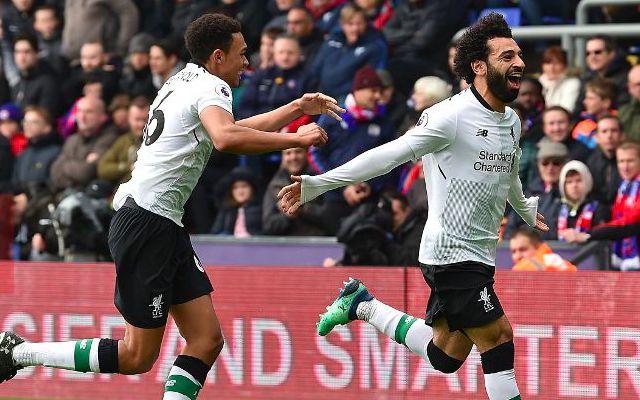 Mohamed Salah is labelled a 'proper striker' after 37th goal of the season