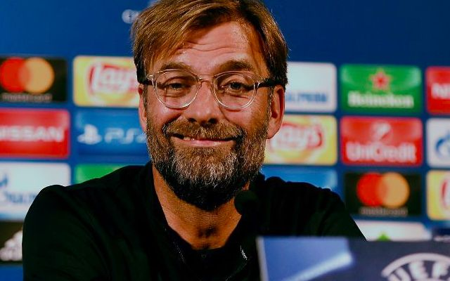 Ageing club hero could be set for romantic playing return under Klopp