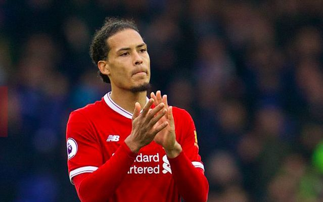 Virgil van Dijk makes vow ahead of 2018/19