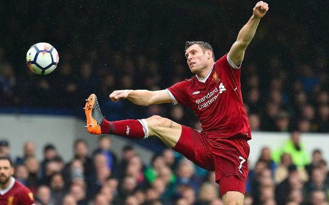 James Milner's weird pre-game hotel routine comes to light…