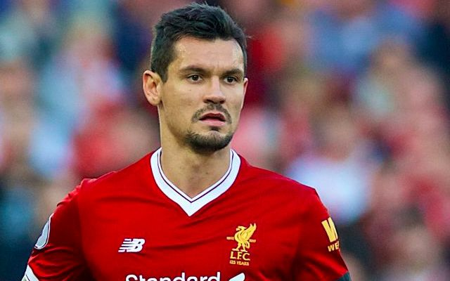 Liverpool centre-back unavailable for Crystal Palace clash