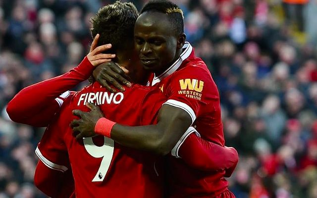 Liverpool's formidable front three achieve landmark goal records v Bournemouth