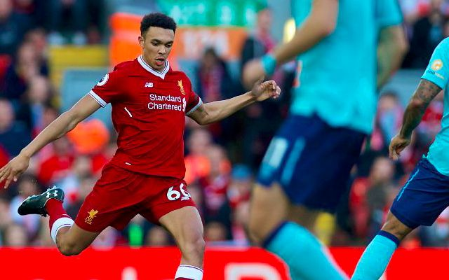 Alexander-Arnold surpasses Everton in Europe with incredible stat