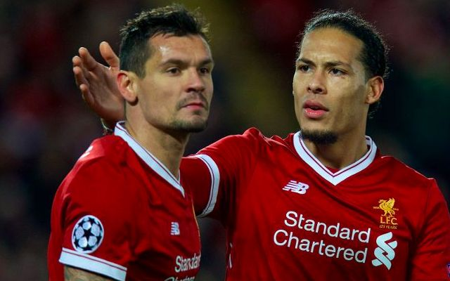 Liverpool star reveals contact with Real Madrid duo ahead of Kiev clash