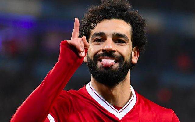Mo Salah set to threaten two Luis Suarez scoring feats vs Stoke