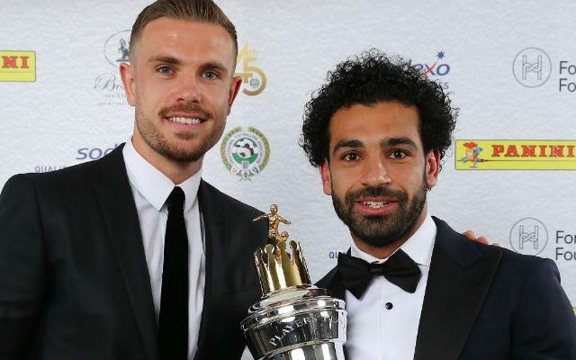 Mo Salah's specific guest request for PFA Awards sums him up…
