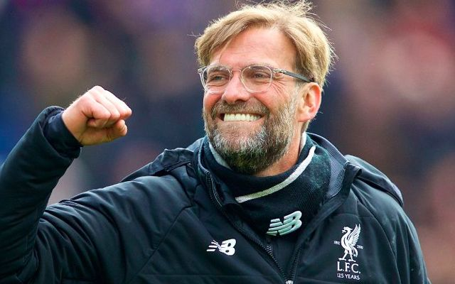 Jurgen Klopp teases timely injury boost for Liverpool