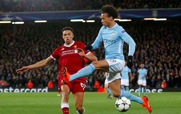 LFC fans in hysterics at Titi Camara's Leroy Sane tweet