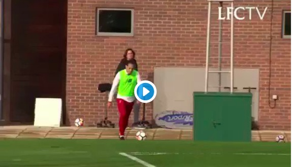 (Video) Moreno embarrasses Mane & Van Dijk with unreal training ground skill