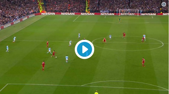 (Video) Van Dijk's early celebration for Mo Salah's goal is amazing…