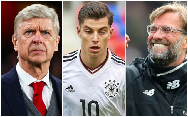LFC expected to battle Arsenal for German playmaker