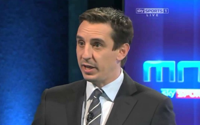 Klopp hits back at Neville's nonsense: 'Sitting in an office is different, Gary'