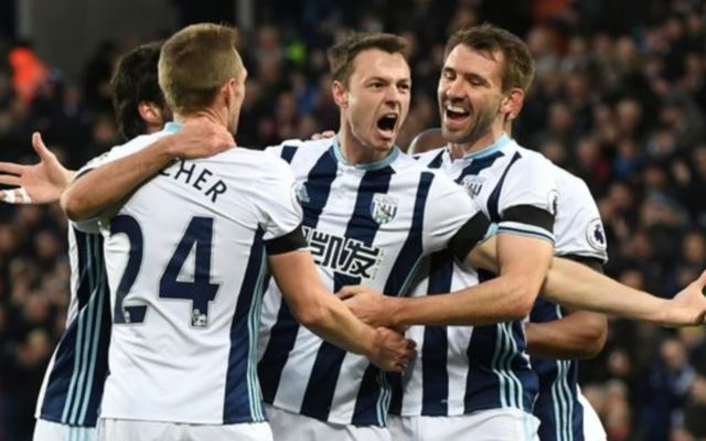 West Brom boosted by return of key players for Liverpool clash
