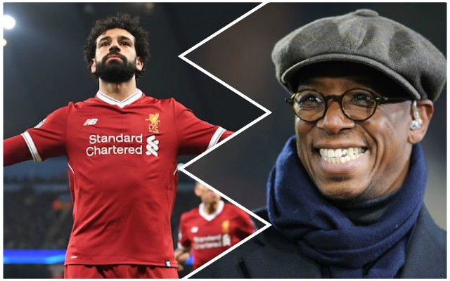 Arsenal legend makes classy admission about Mohamed Salah after incredible start for Liverpool