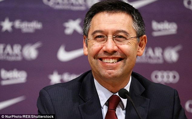 Barca are planning on challenging Liverpool in the transfer market once again this summer