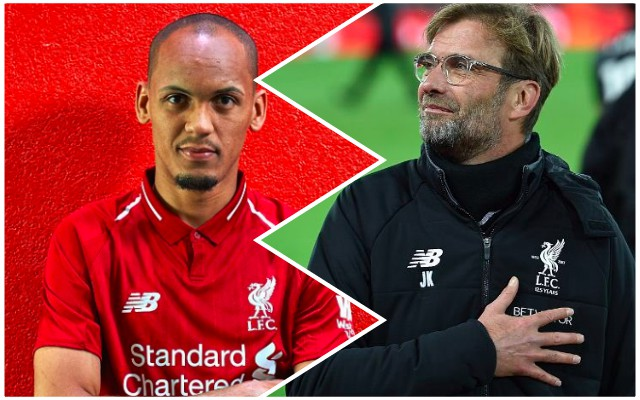 The tactical 'flaws' that are keeping Fabinho out of the side revealed