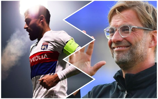 Has Klopp already hinted at FEKIR'S Liverpool role…?!