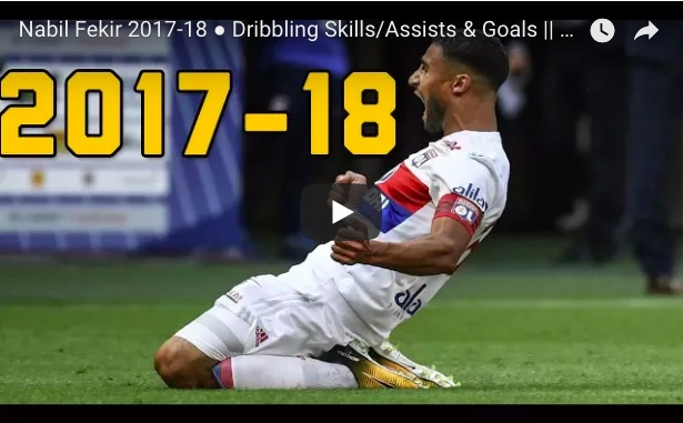 (Video) Nabil Fekir: What all the fuss is about…