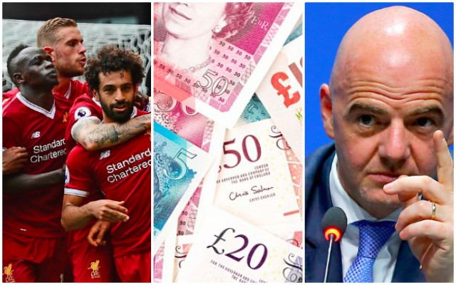 LFC will be invited to new £100m FIFA Club Cup that could change football as we know it