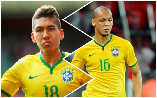 Good news for Liverpool RE Brazilians on international break