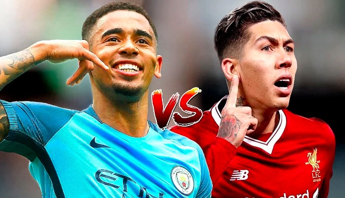 Guardiola weighs in on Firmino v Gabriel Jesus debate