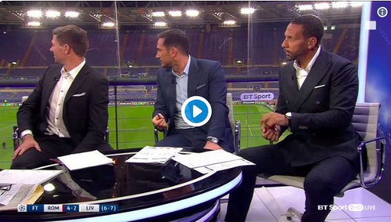 Lampard nails it with sensational James Milner analysis
