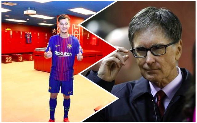 John W. Henry's quotes on Coutinho exit & Barca are awesome