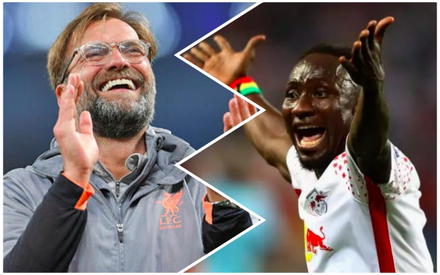 Naby Keita's season stats prove he's just on another planet
