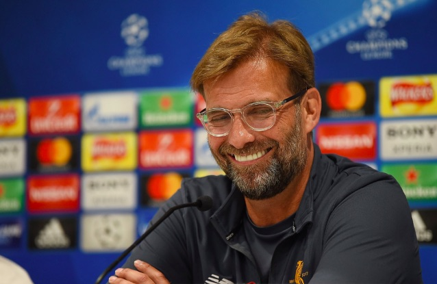 Jurgen Klopp's EPIC 'big balls' rallying cry ahead of Champions League Final