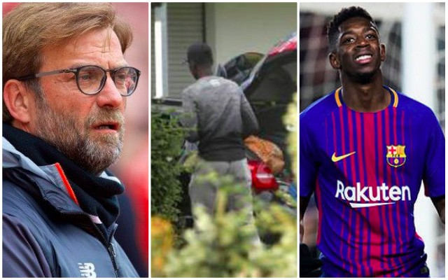 Klopp made a furious phonecall to Dembele last summer… as transfer stories re-emerge