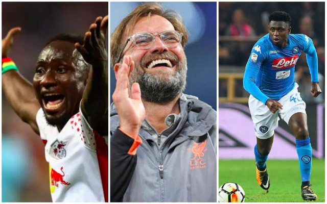 LFC to spend £40m on the perfect Naby Keita partner – Reports