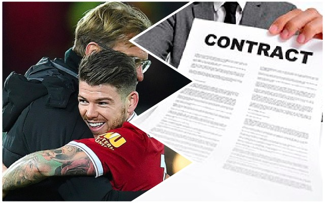 Alberto Moreno is 'close' to a very exciting transfer that could suit him perfectly