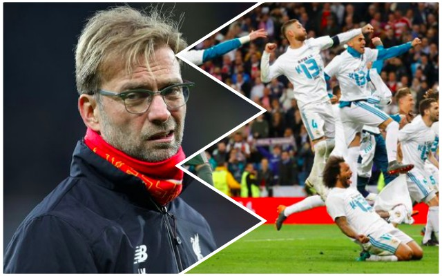 'They'll Regret That…' LFC fans furious at 'arrogant' Real Madrid celebrations