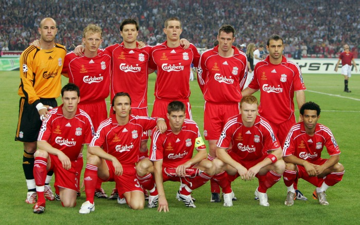 Liverpool must not forget Athens 2007 when approaching the CL Final