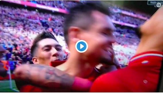 (Video) Dejan Lovren's Towering Headed Goal is pure class…