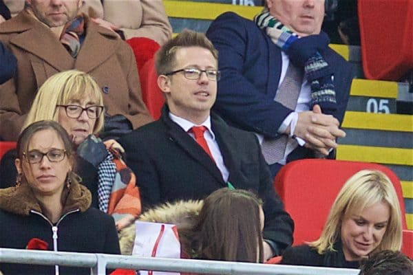 Former Pompey star explains what makes LFC's Michael Edwards special