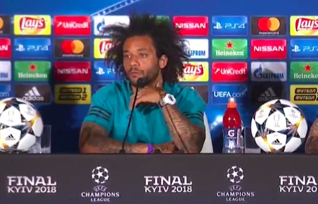 Spanish journo uses dirty tactics in Marcelo interview with Klopp lie