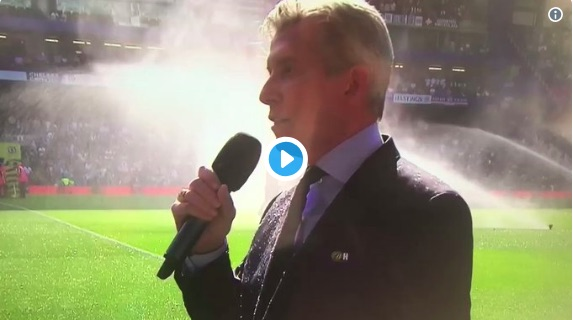 (Video) Michael Buffer introduces Chelsea v Liverpool and it's horrible