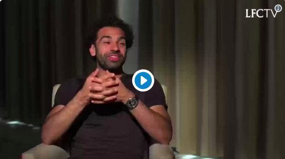 (Video) Salah & Lovren fight like they've been married for 50 years…