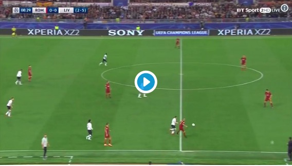 (Video) Sadio Mane scores lovely left-foot goal after precise Bobby through-ball