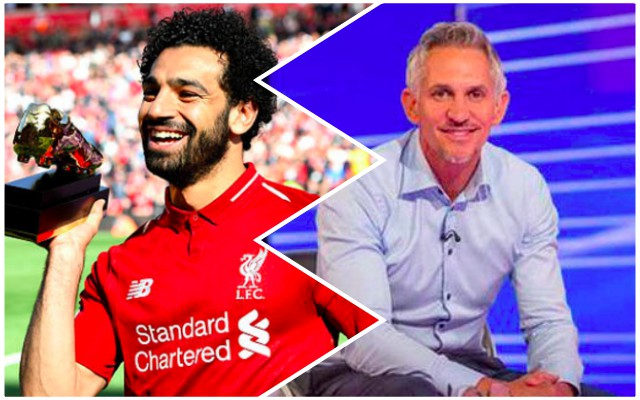 Gary Lineker makes prediction after Liverpool's 4-0 win