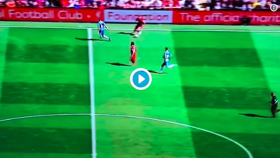 (Video) Solanke scores & Salah assist is jaw-dropping
