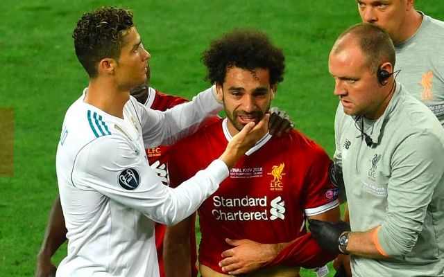 Mohamed Salah with words an entire nation will love to hear