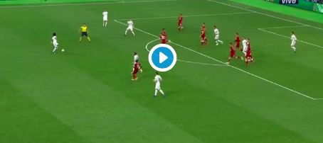 (Video) Sergio Ramos in suspicious collision with Loris Karius before opening goal