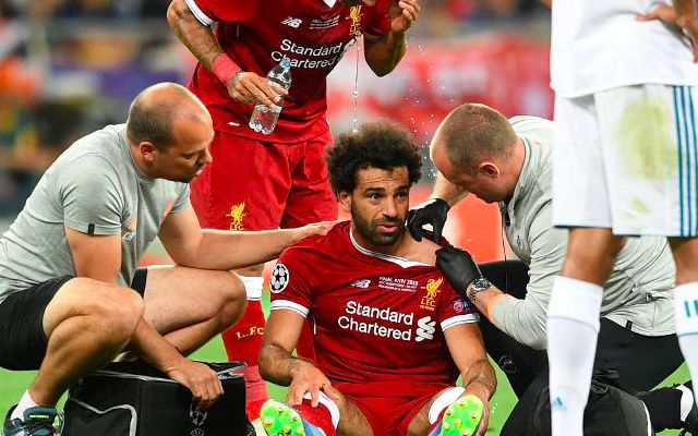Harry Kane gives honest view on Sergio Ramos after Mo Salah incident