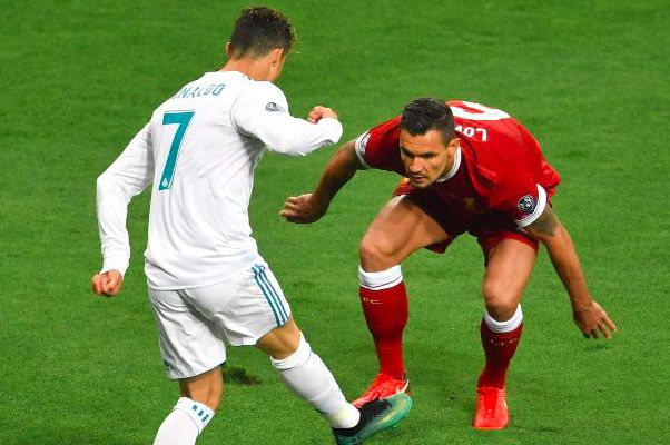 A dejected Dejan Lovren makes perfect promise after Kiev heartbreak